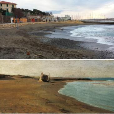 il golfo e la spiaggia di caletta