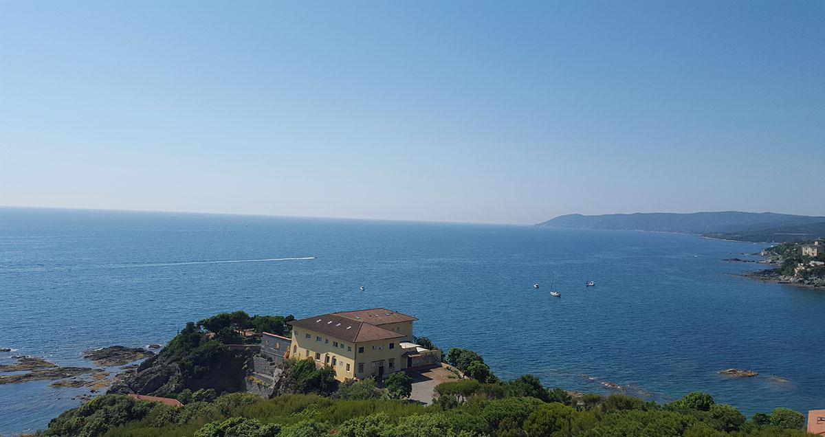 Il mare di Castiglioncello